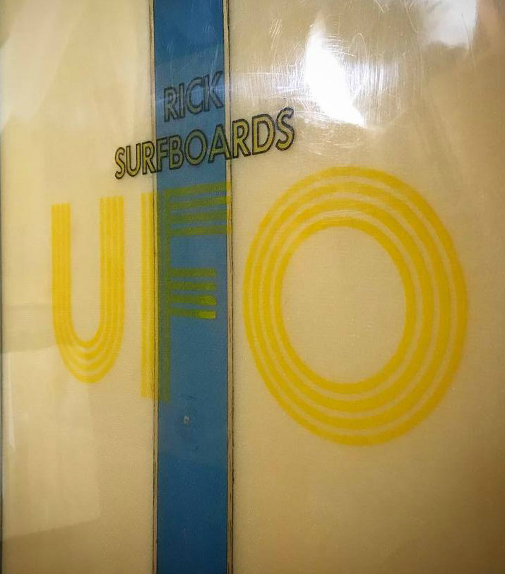 Rick Surfboards UFO