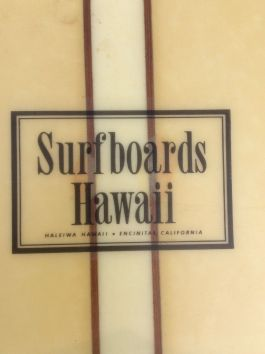 Surfboards Hawaii Logo