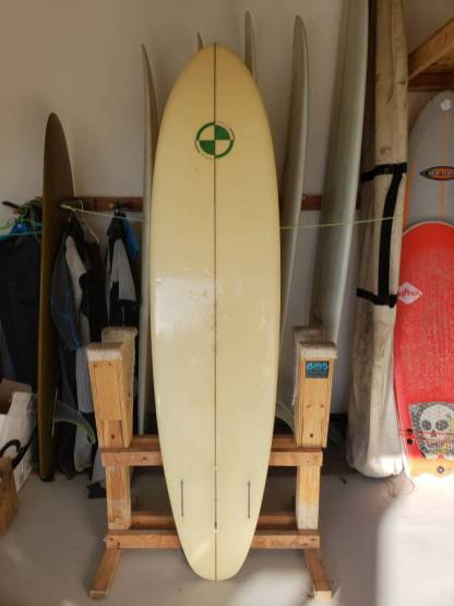 Liddle Reef Smoothie 7'4 1