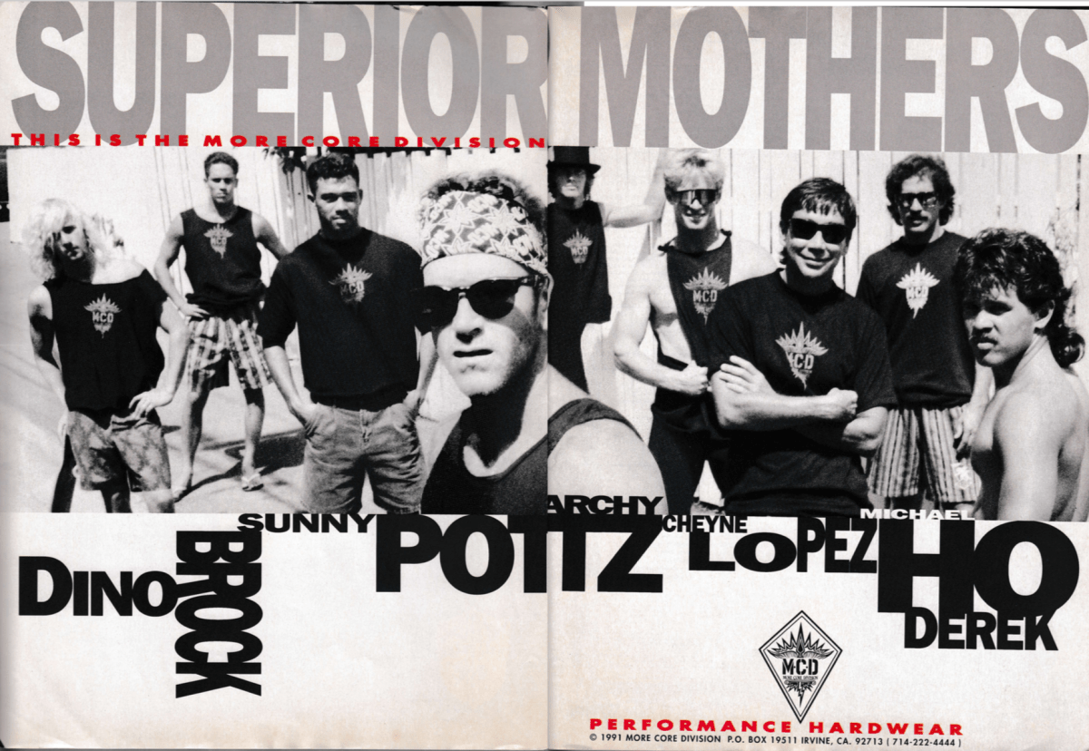 Superior Mothers: Sagas of Shred
