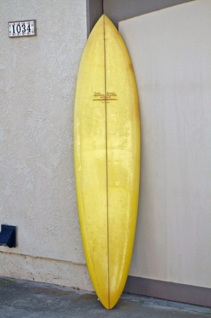 Channel Islands Single Fin Jack Meyer Airbrush 8