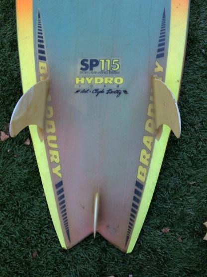 Creative Freedom John Bradbury Hydro Foam 1