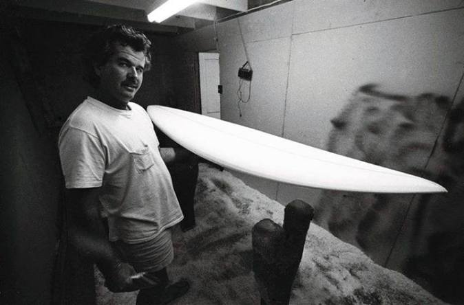 Mike Diffenderfer Hawaii via Degree 33 Surfboards