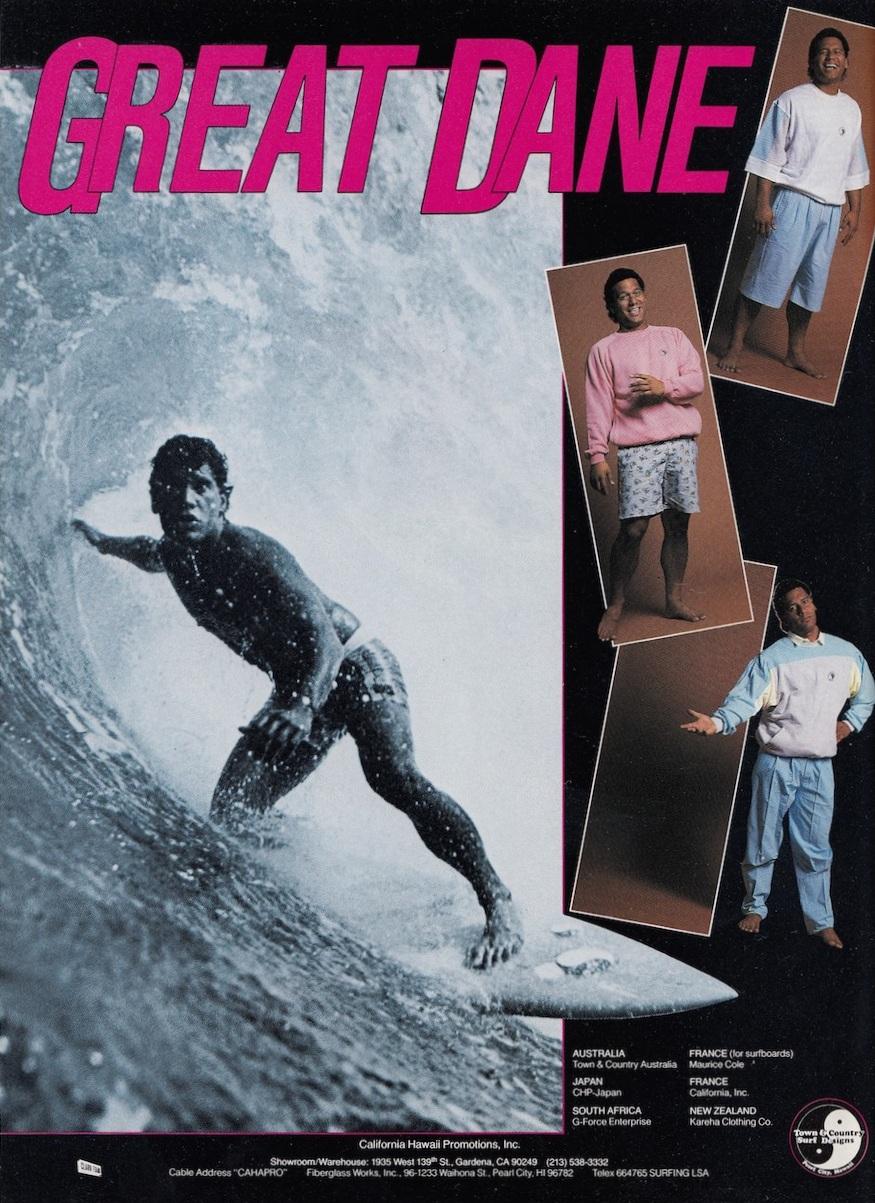 T&C Surf Designs Dane Kealoha Ad: Sagas of Shred