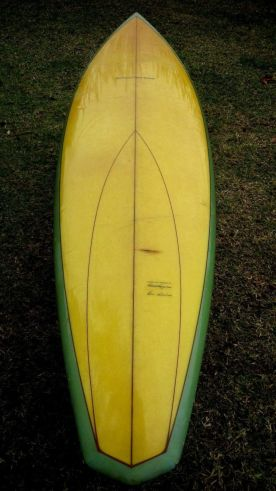 Surfing's New Image Surfboard Donald Takayama Dru Harrison 3