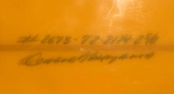 Donald Takayama Flo Egg Signature