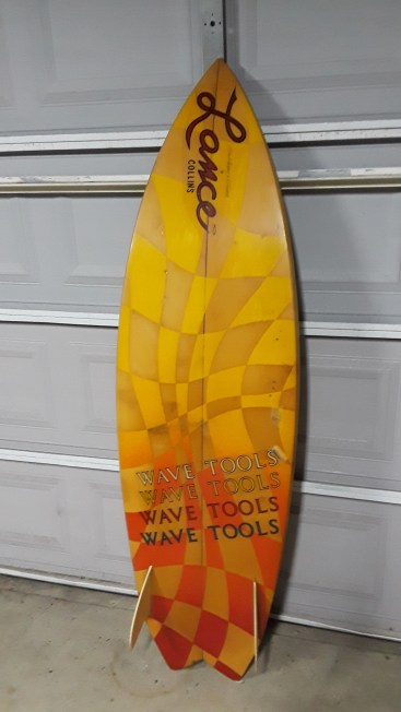 Wave Tools Twin Fin 2