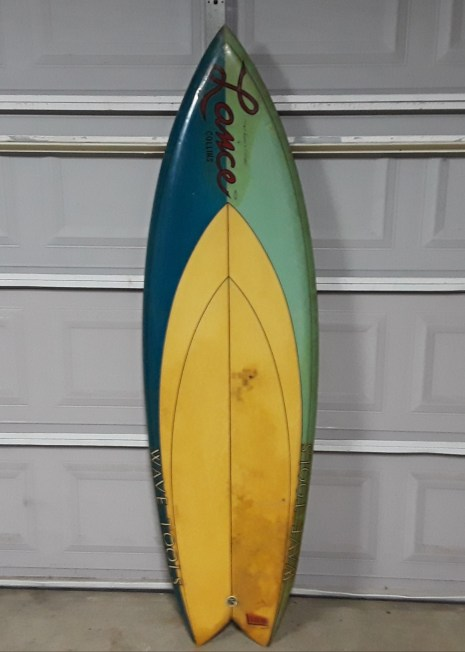 Wave Tools Twin Fin 5