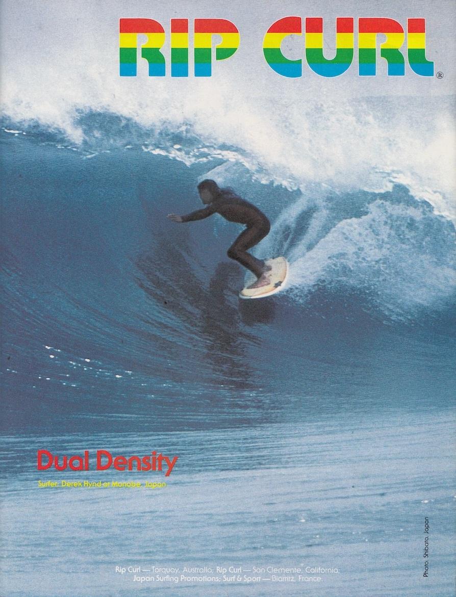 Derek Hynd for Rip Curl: Sagas of Shred