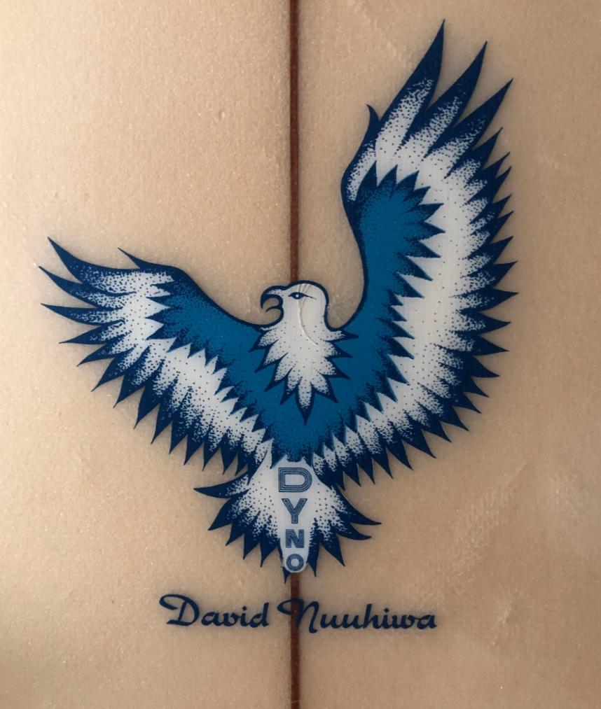 Seventies Dyno David Nuuhiwa Single Fin