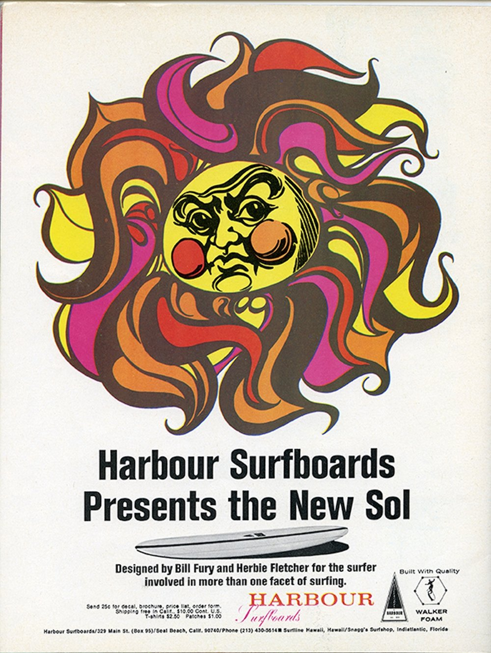 Harbour New Sol: Sagas of Shred