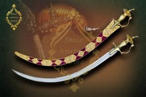 Indian Wedding Tulvar