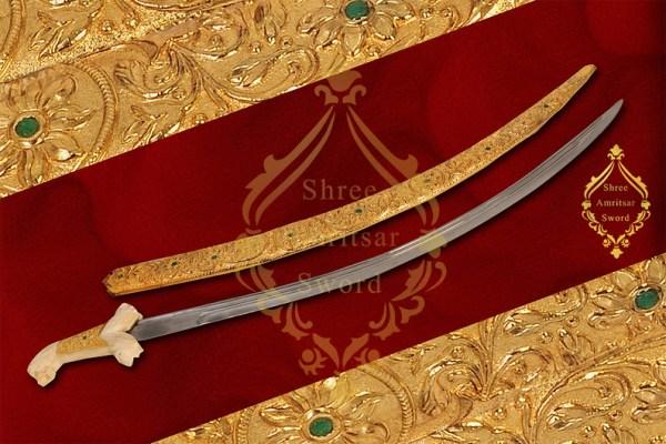 Rajput wedding sword