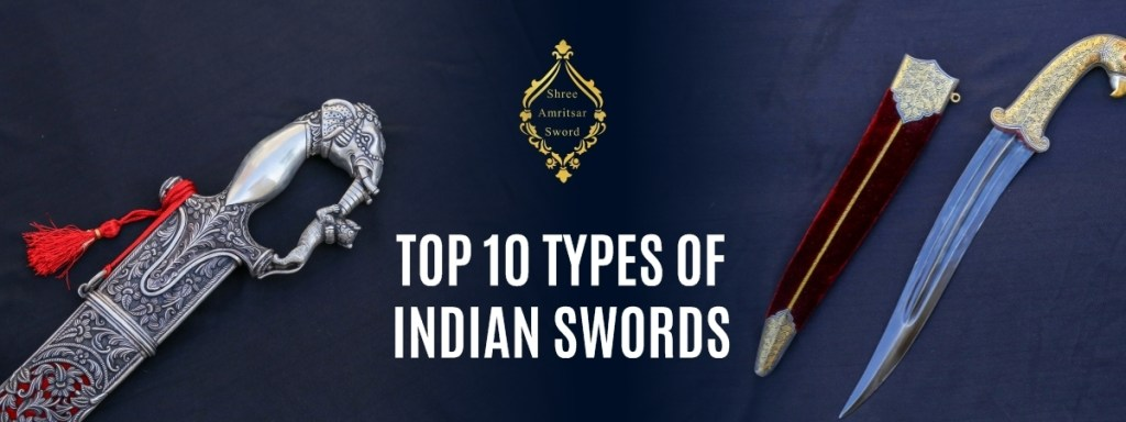 types-of-indian-swords