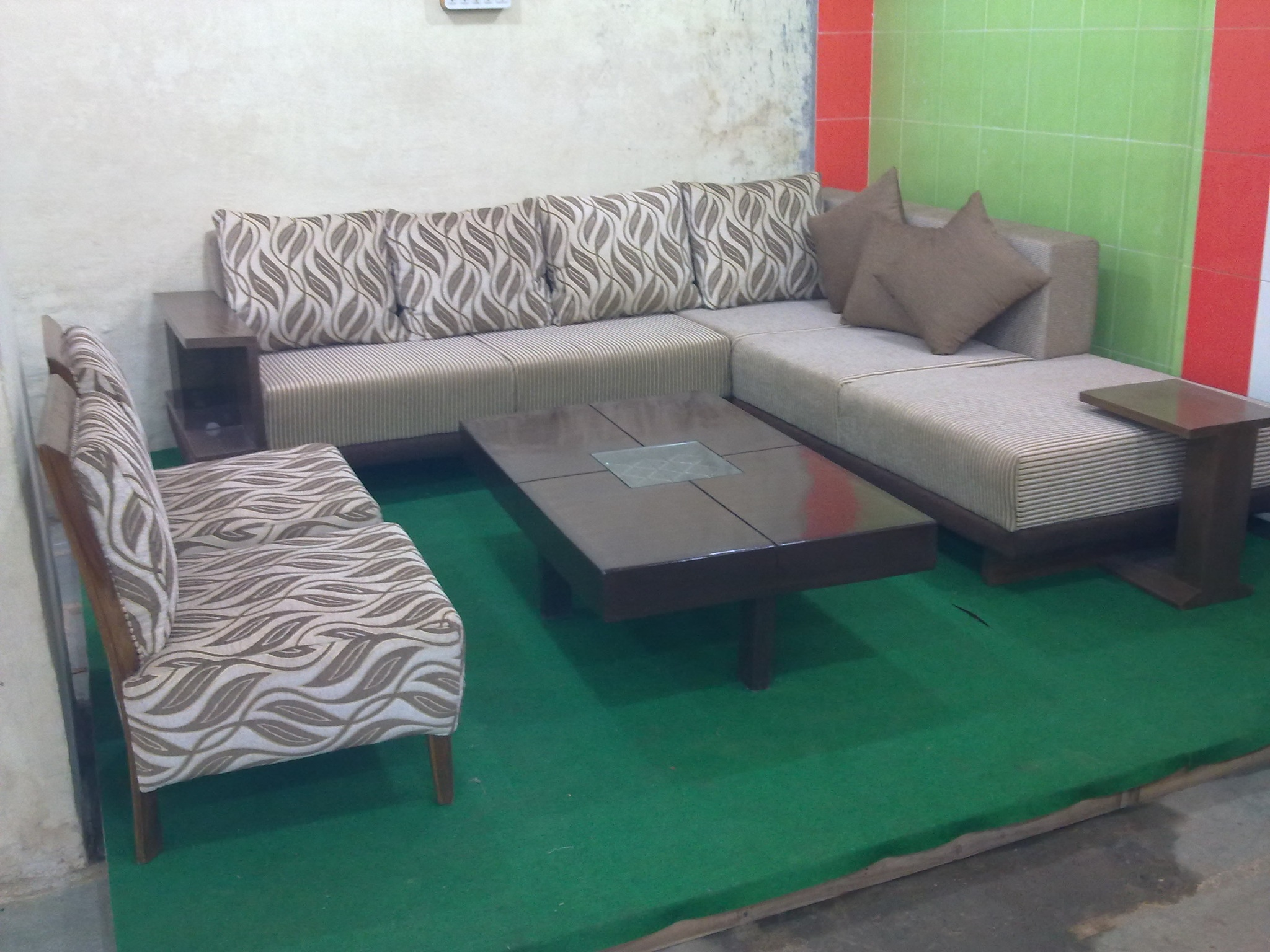 corner sofa set online india patio furniture covers sets  shree balaji and wooden
