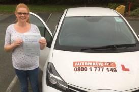Automatic driving lessons shrewsbury