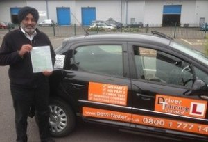 driving instructor training course shrewsbury