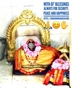 Powerful GF' Blessings after Kumbhabhishegam (8th Dec 2019)