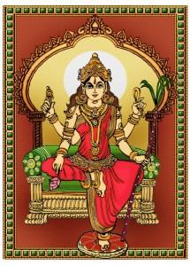 Sri Lalitha Trishathi Stotram