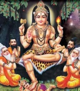 Dhakshinamoorthy Stotram by Adi Sankara Bhagavatpada