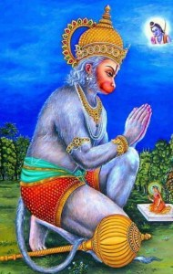 All About Sri Hanumanji