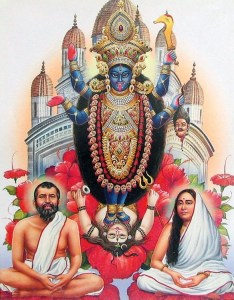 Sri Ramakrishna Paramahamsa and Totapuri