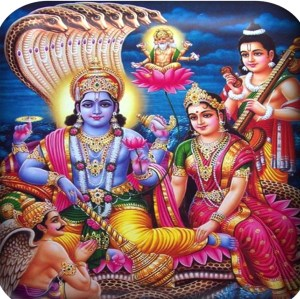Lord Vishnu, Concept of Avatars and Theory of  Evolution
