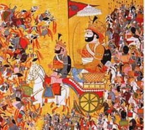 KARNA PARVA  (Mahabharata)