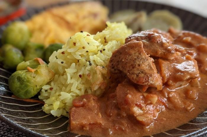 印度香料咖哩雞作法 奶油咖哩雞口味調整都一念之間