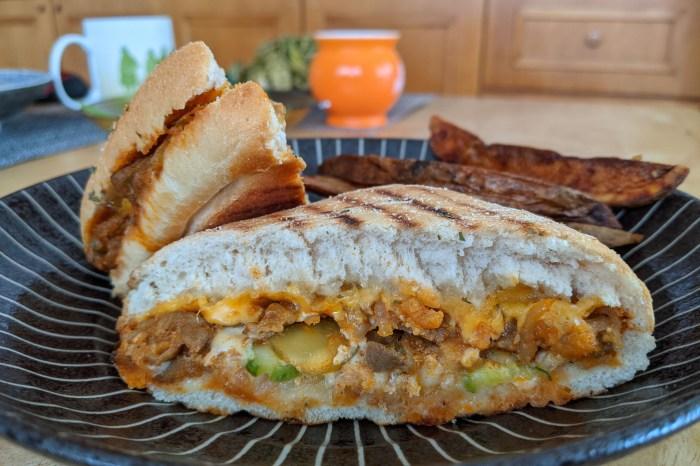 內湖美式餐廳 Green Bunny 漢堡義大利麵三明治