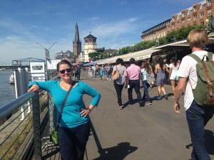Kate Skinny Cargo Pants in Germany