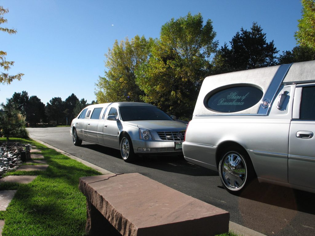 Colorado Springs Funeral Vehicles