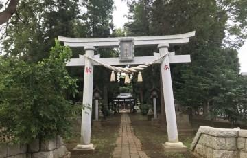 花野井香取神社