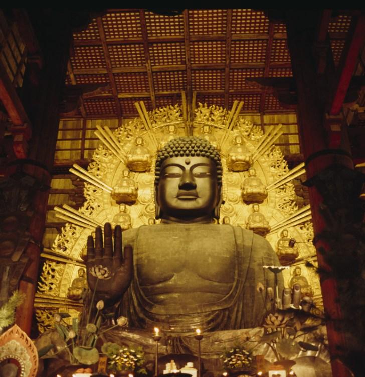 東大寺 毘盧遮那仏如来像