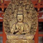 京都・東寺講堂・大日如来像