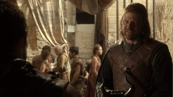 Sean Bean leather Eddard Stark Game of Thrones images photos