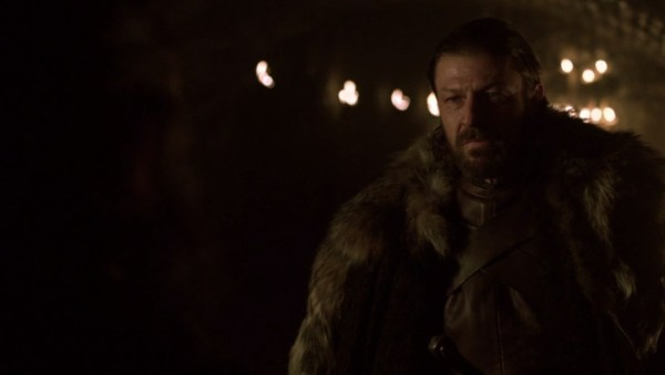beautiful Sean Bean Eddard Stark Game of Thrones fur screencaps images