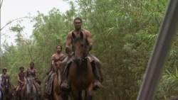 Khal Drogo Jason Momoa Game of Thrones horses screencaps images