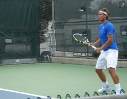 Rafael Nadal Cincinnati Open pictures