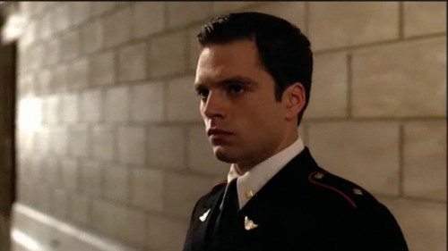 Kings Prince Jack Sebastian Stan uniform pout screencaps 226