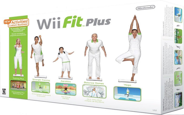 Wii Get Fit Weightloss Program