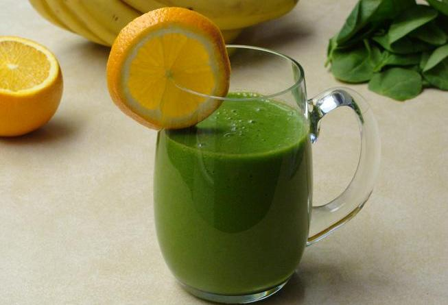 Dr Oz Green Diet Smoothie