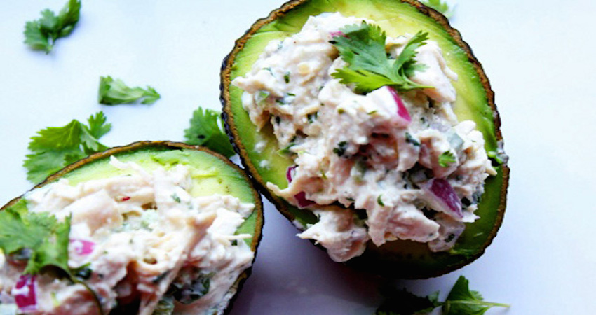 Chicken Salad Avocado