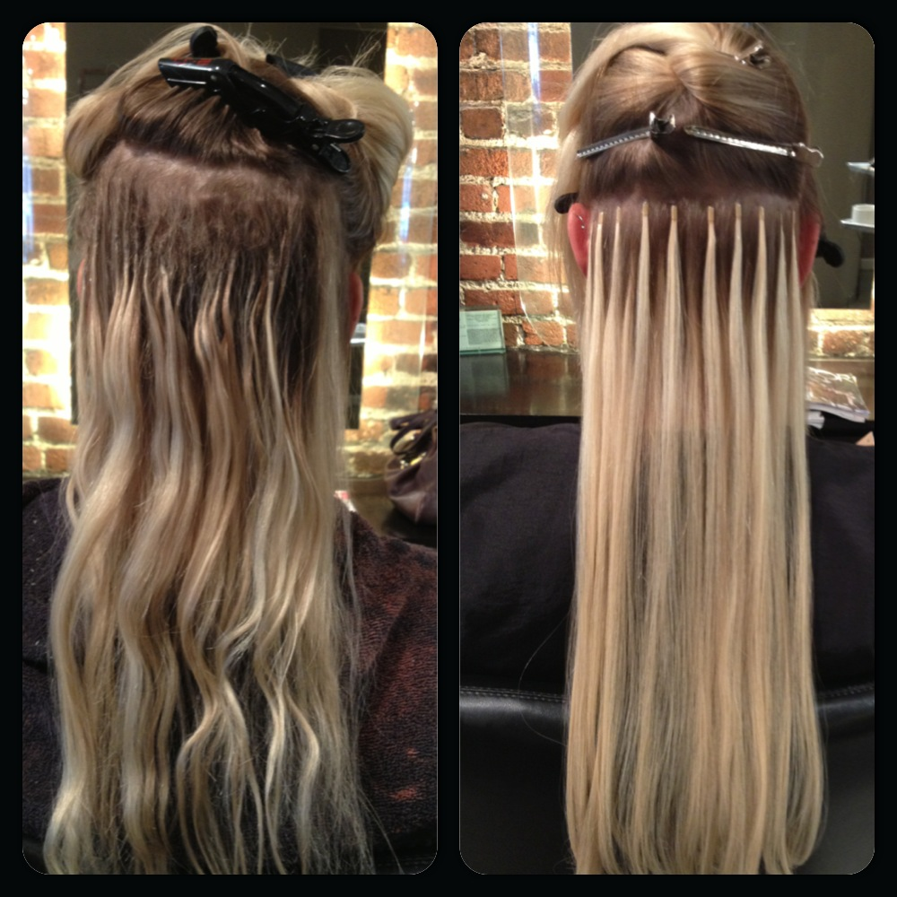San Francisco Hair Extensions Specialist Shrink Links