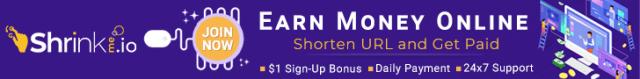 ShrinkMe - Make short links and earn the big money