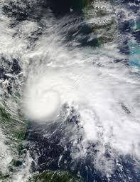 Hurricane looming