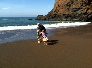 Wave tag at Tennessee Valley