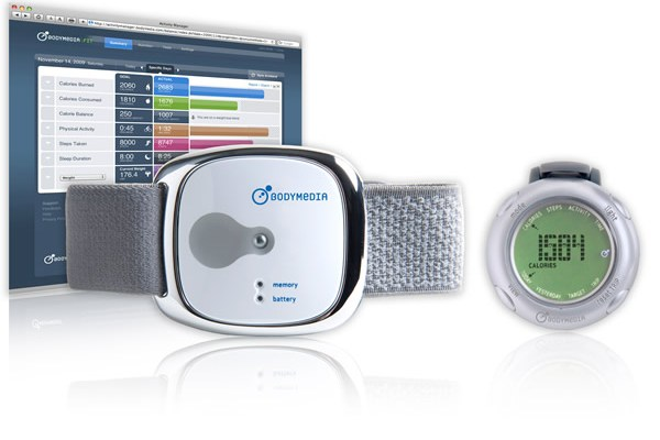 The BodyMedia Fit Weight Loss Management Device
