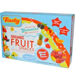 Tasty Brand Fruit Snacks
