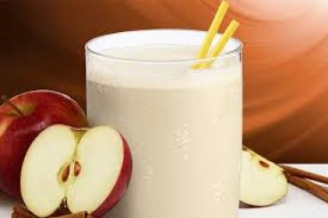Apple Cinnamon Diet Smoothie